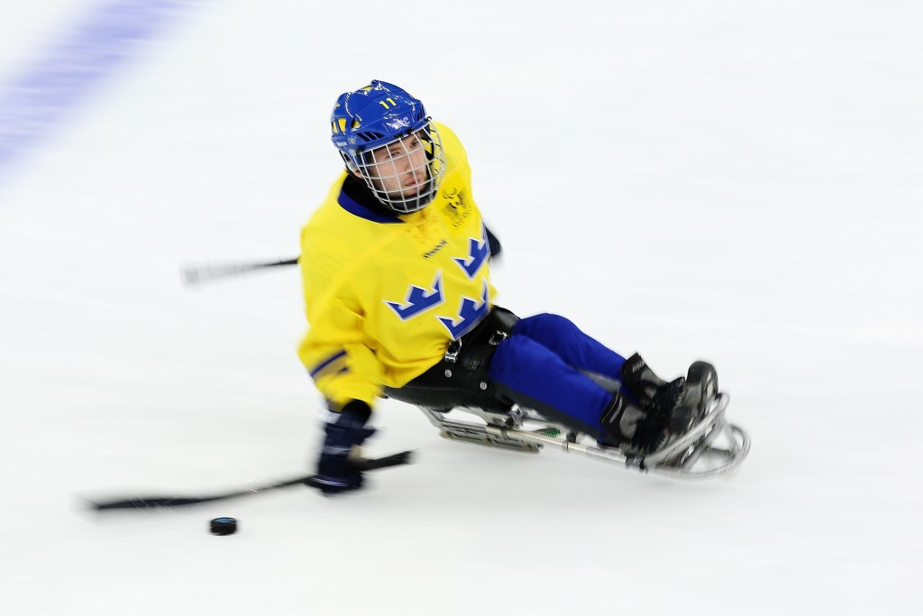 Östersund announced as hosts of 2016 Ice Sledge Hockey European Championships