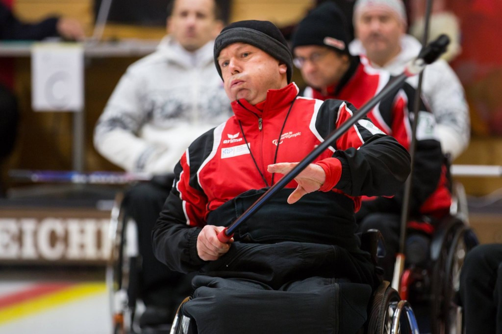 Swiss remain unbeaten at home World Wheelchair Curling Championships
