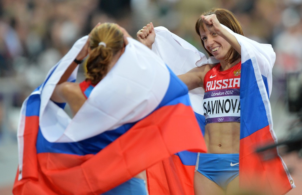 Russia have not finished outside the top two on the athletics medal table at the Olympics since Sydney 2000 but could miss Rio 2016 altogether ©Getty Images