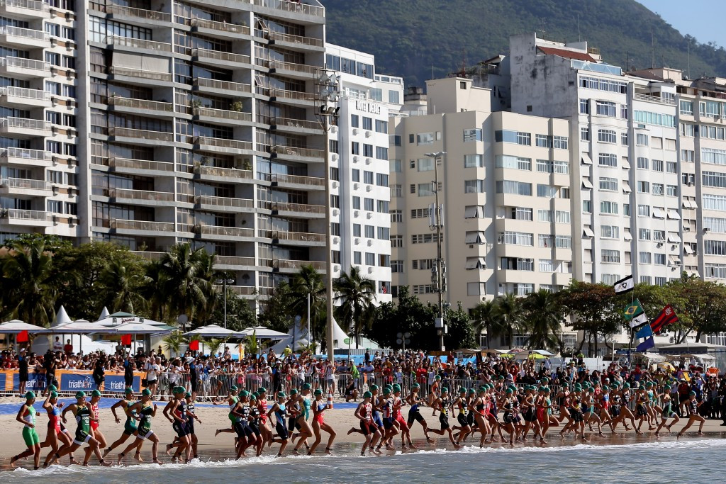 A total of 40 technical officials will work on the Rio 2016 triathlon races ©Getty Images