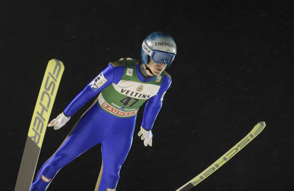 Hayboeck secures hat-trick of Ski Jumping World Cup wins in Finland