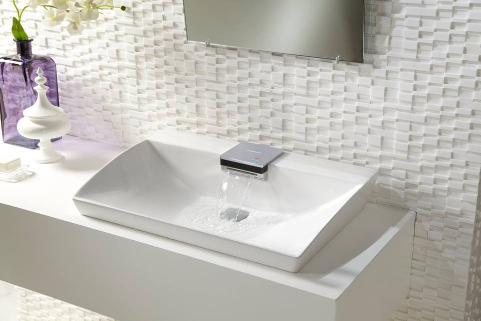 TOTO is Japan's leading manufacturer of plumbing products ©TOTO