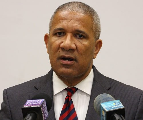 The FIFA Appeal Committee is chaired by CONCACAF Presidential candidate Larry Mussenden of Bermuda