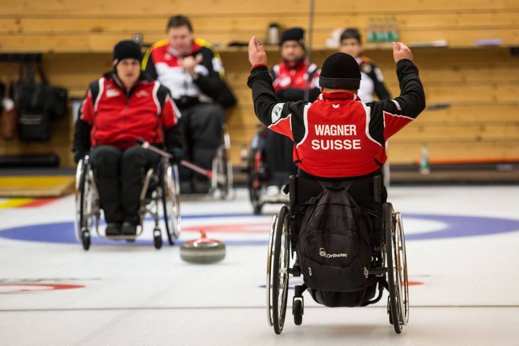 Switzerland remain unbeaten after two wins on the third day of competition