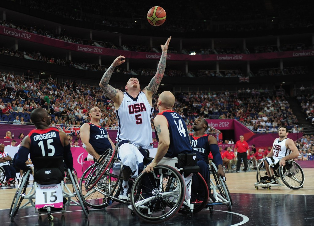 The United States will start among the favourites in Toronto, having won Paralympic bronze in 2012