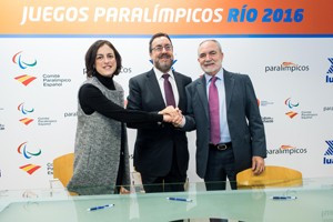 Spanish Paralympic Committee sign new sponsorship deals to help Rio 2016 preparations