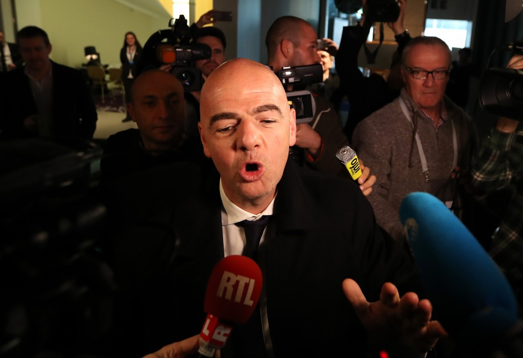 "Infantino uses letter to Member Associations to dismiss claims his financial pledges are ""dangerous"" for FIFA"