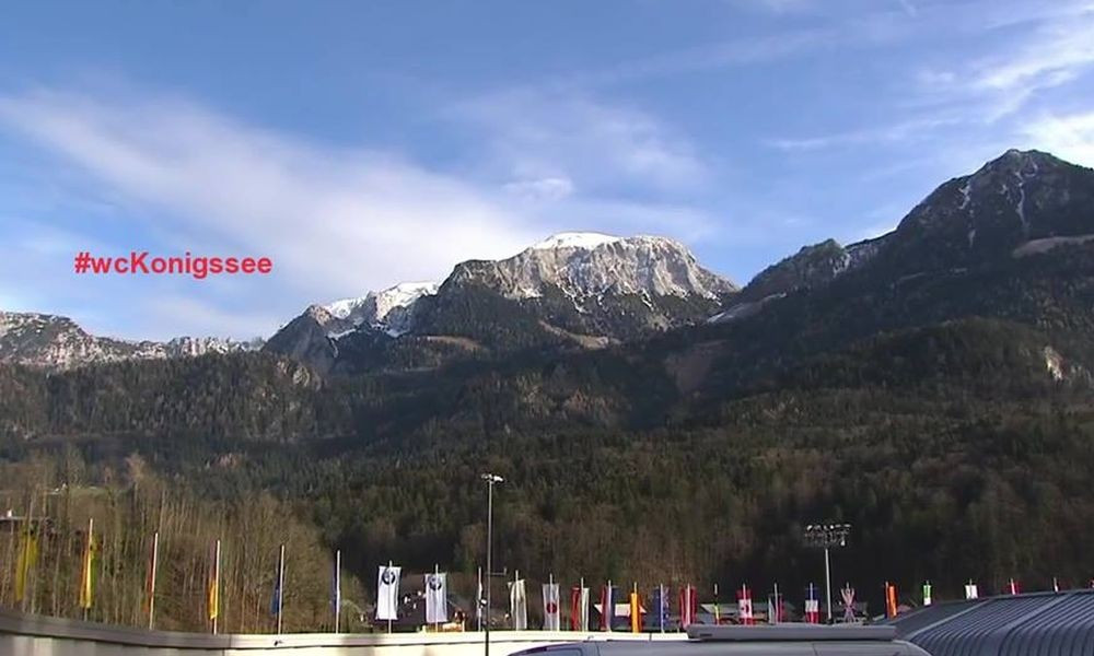 The world's best bobsleigh and skeleton teams are descending on Königssee for the World Cup finale ©FIBT