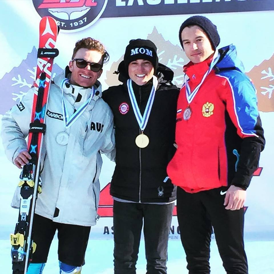Home success for Walsh and Kurka at IPC Alpine Skiing World Cup finals in Aspen