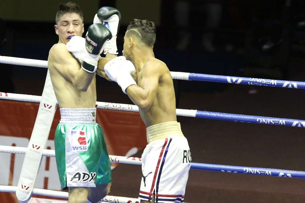 World Series of Boxing champions Cuba Domadores storm into final with dominant display in semi-final