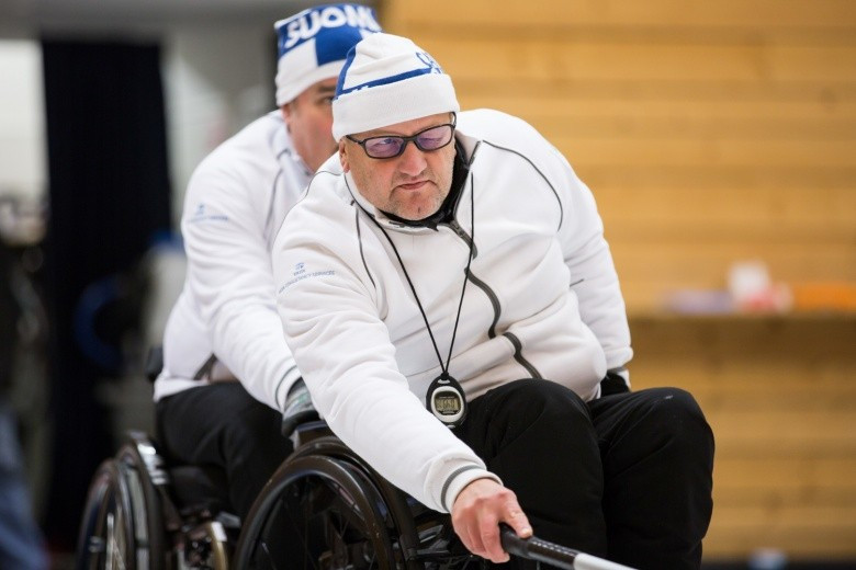 Switzerland and Norway seal playoff spots at World Wheelchair Curling Championships