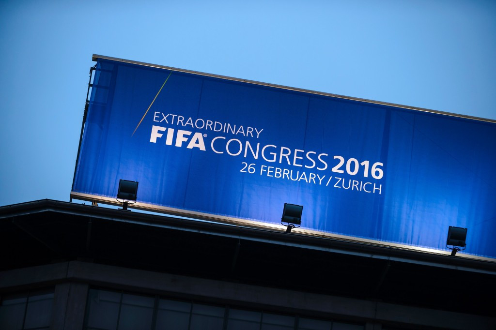 In pictures: Build-up to FIFA Presidential Election