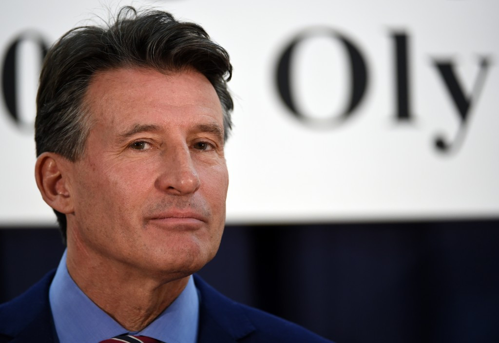 IAAF President Sebastian Coe has endured a torrid time at the head of the governing body since his election in August of last year