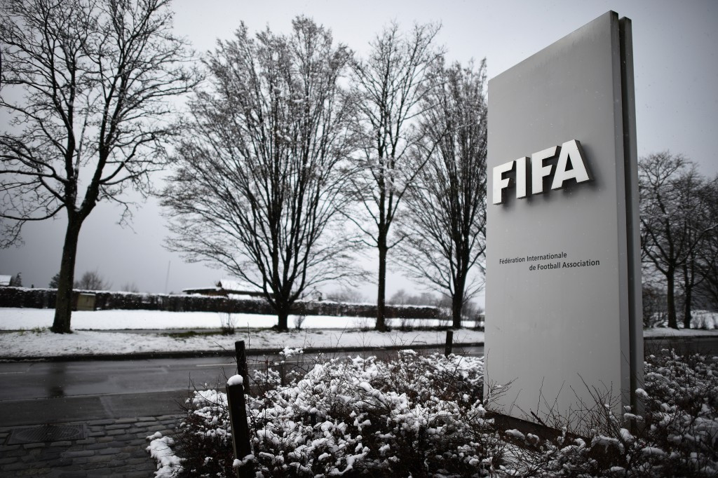 FIFA's deficit may be $108 million