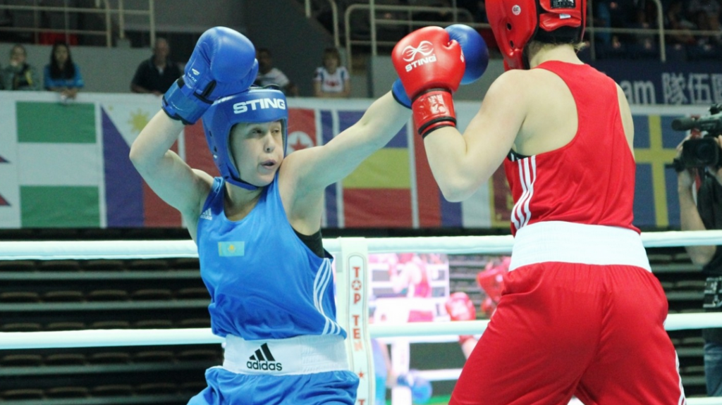 Italian boxers seal final berths at AIBA Women's Junior and Youth World Championships