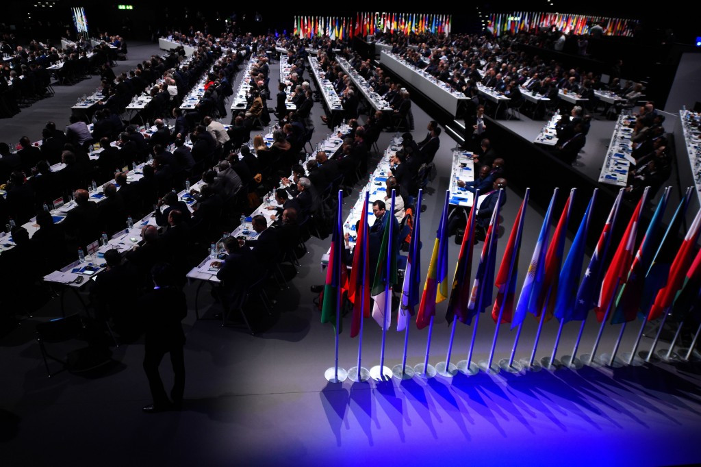 FIFA reform package passed at Extraordinary Congress