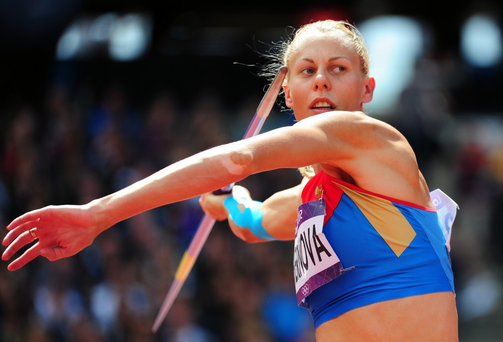 Heptathlete Tatyana Chernova is now facing an adverse biological passport ruling in addition to her previous doping charge ©Getty Images