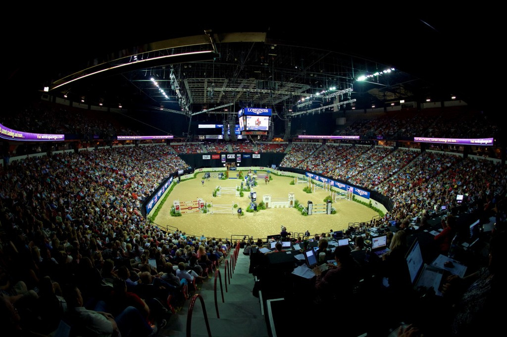 International Equestrian Federation appoints IMG as production partner