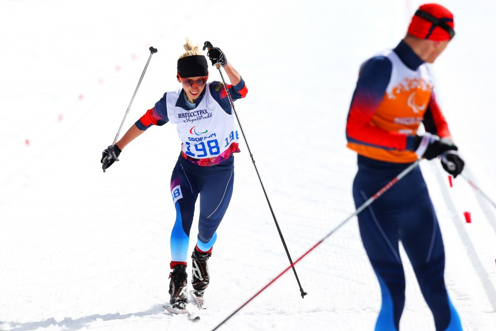 Russia claim five more golds at IPC Biathlon and Cross-Country Skiing World Cup