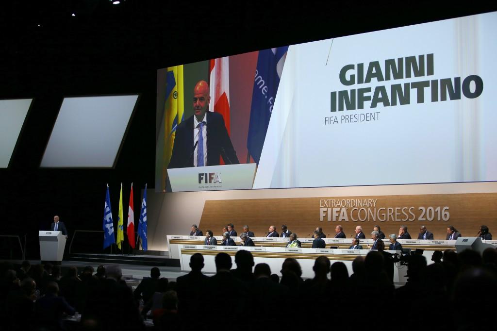 2016 FIFA Extraordinary Congress