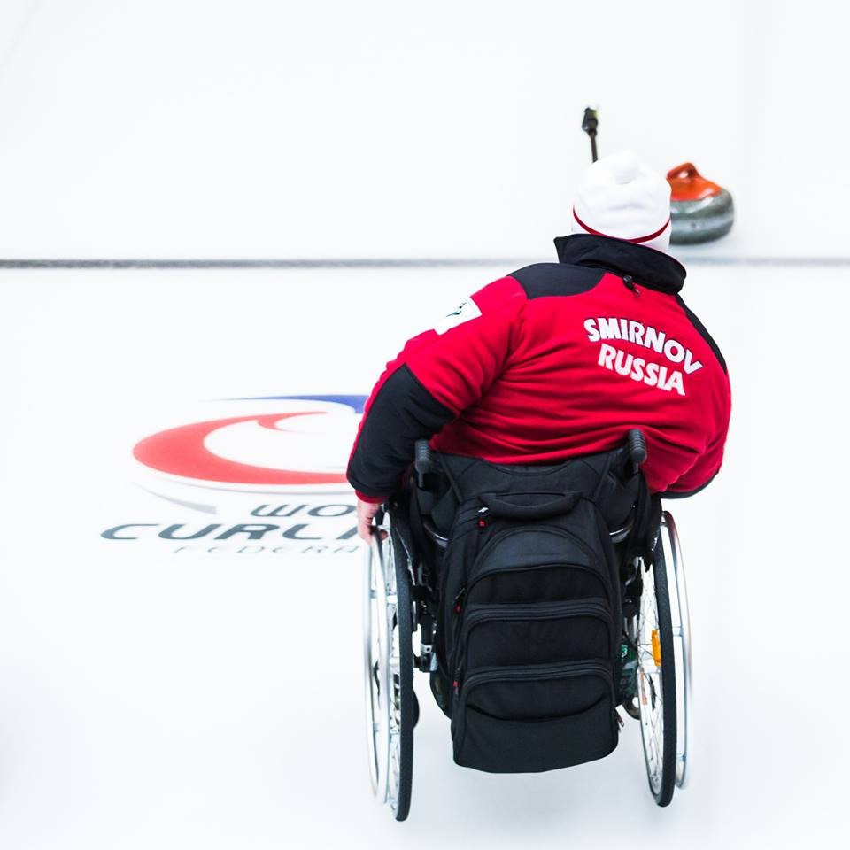 Russia qualify for knock-out phase at World Wheelchair Curling Championships