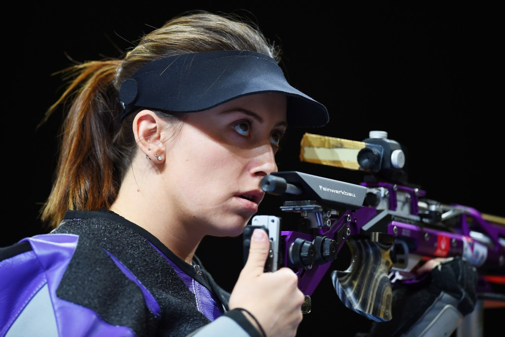 Arsović and Dikeç on target at European Shooting Championships as Rio 2016 qualification process heats up