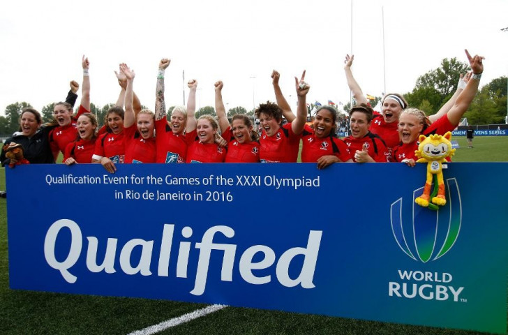Canada and Australia seal women's rugby sevens Olympic qualification as United States light up World Series