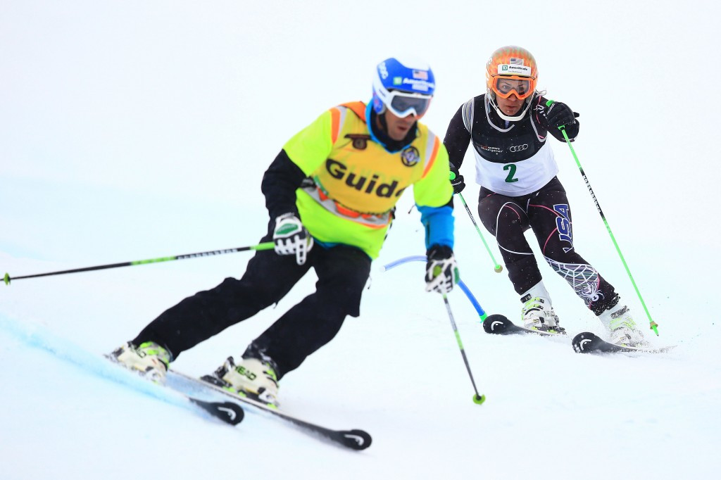 Umstead and Bugaev claim IPC Alpine Skiing World Cup spoils despite missing out in final races