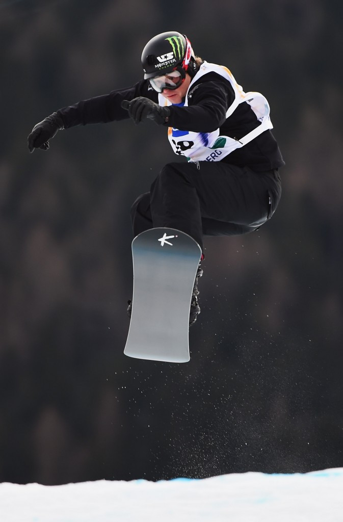 Holland ends wait for World Cup win at Pyeongchang 2018 snowboard cross test event