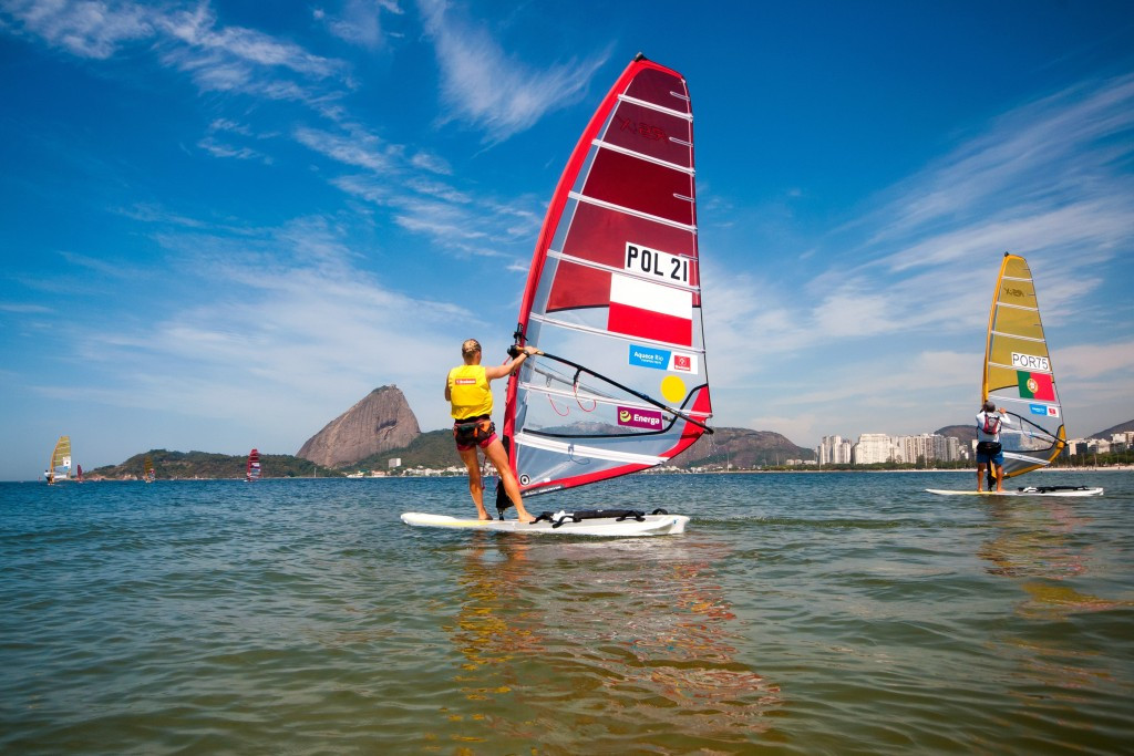 Bialecka matches Myszka to claim Polish double at RS:X Windsurfing World Championships