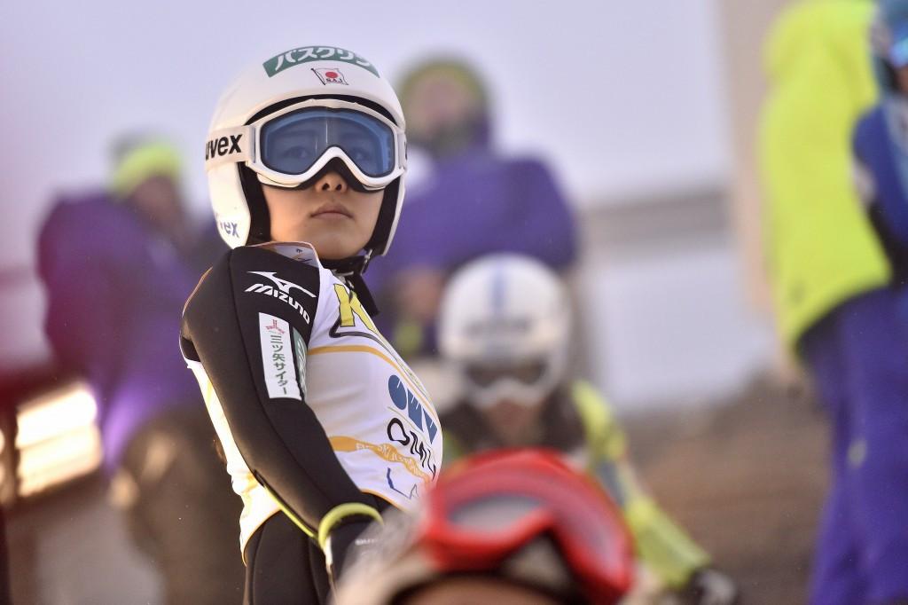 Sara Takanashi was another familiar winner in Almaty