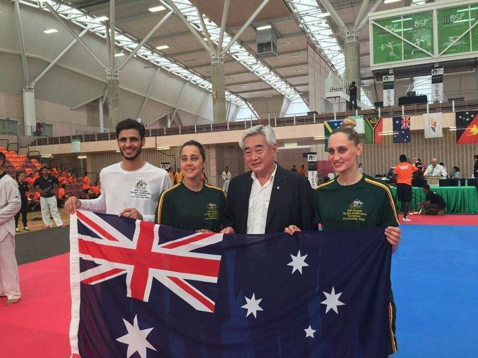 Australian sisters book Rio 2016 taekwondo spots after Oceania Qualification Tournament golds