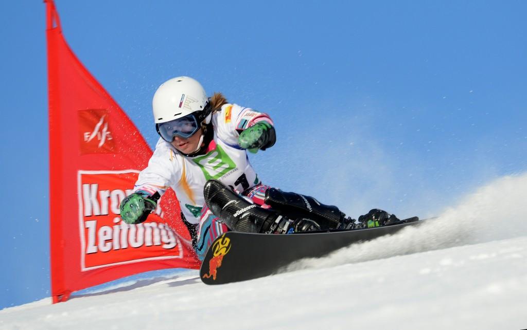 Ledecka and Sobolev claim overall snowboarding titles in Kayseri