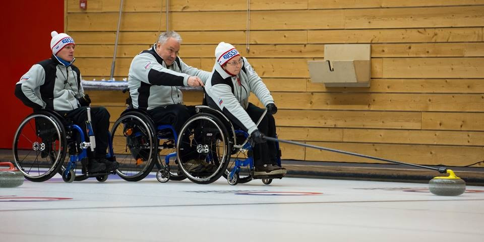 Defending champions book place in World Wheelchair Curling Championships final
