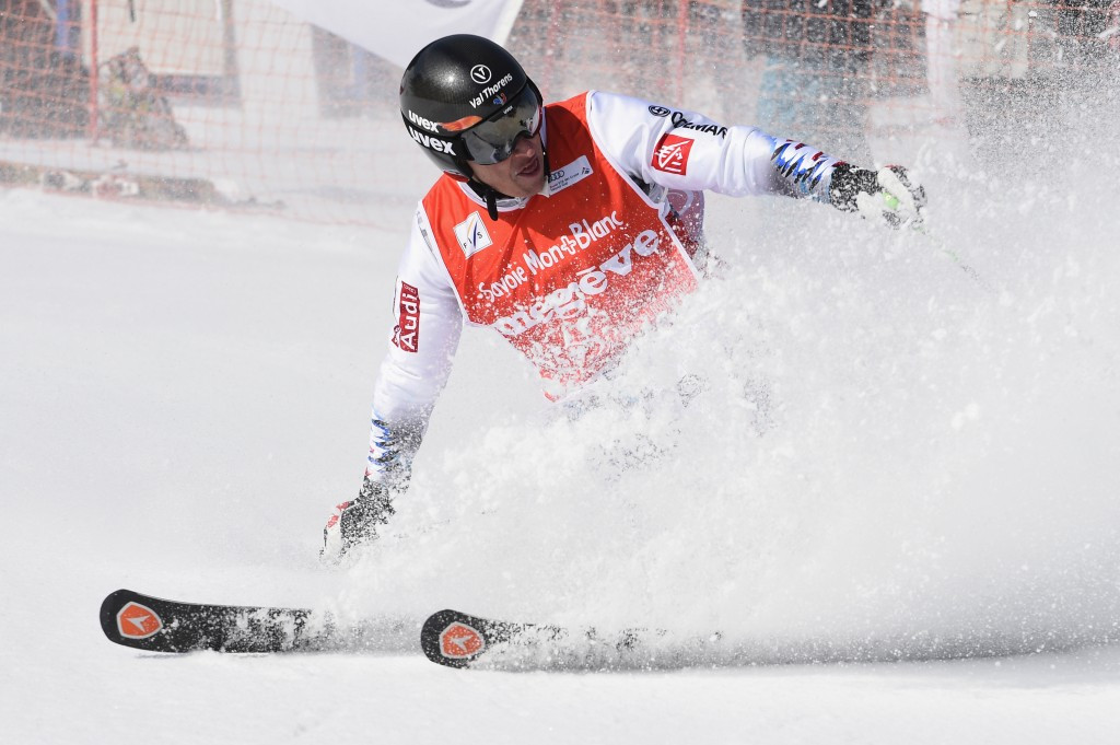 Chapuis captures overall Ski Cross World Cup title at Pyeongchang 2018 test event