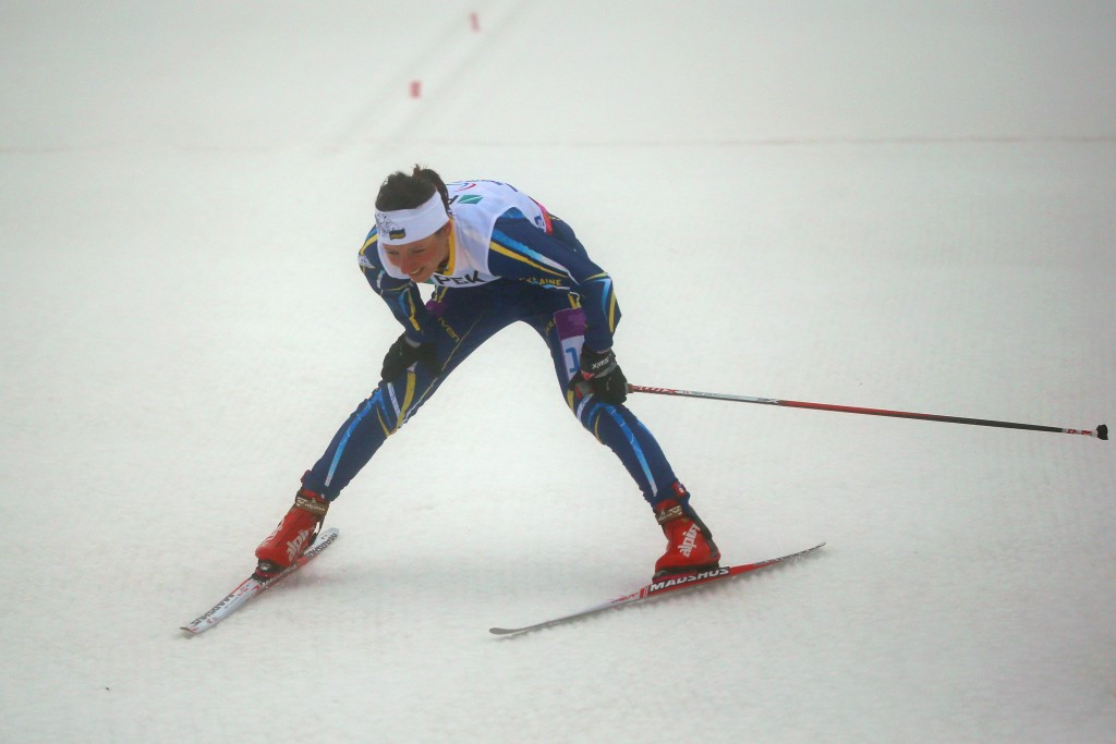 Ukrainian and Russian share title at IPC Biathlon and Cross-Country Skiing World Cup after photo finish cannot separate them
