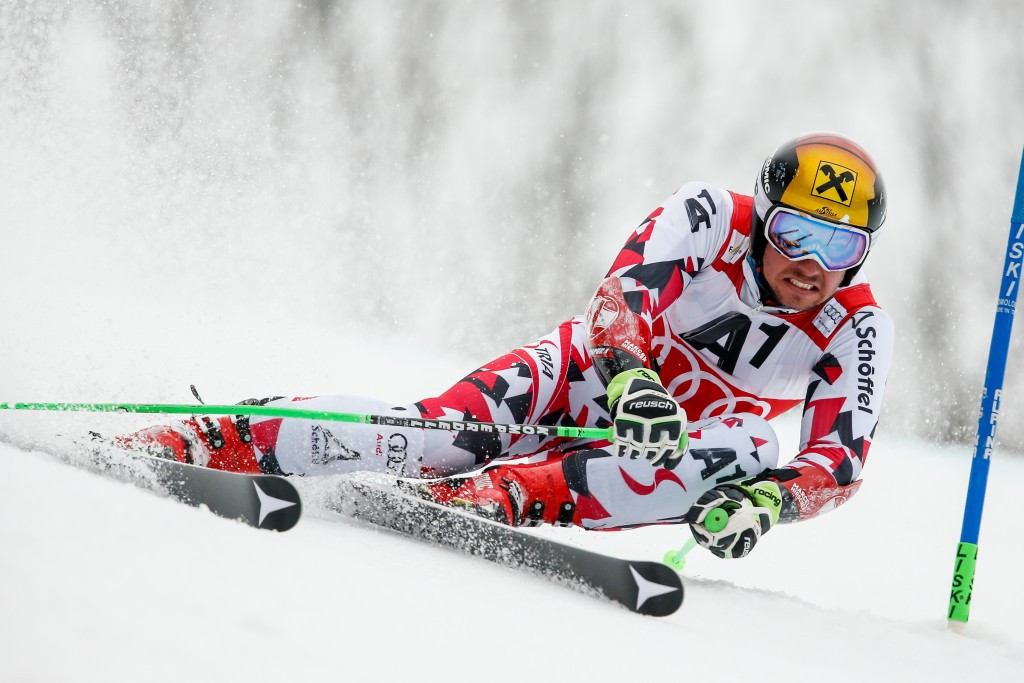 Marcel Hirscher is closing in on the overall men's title