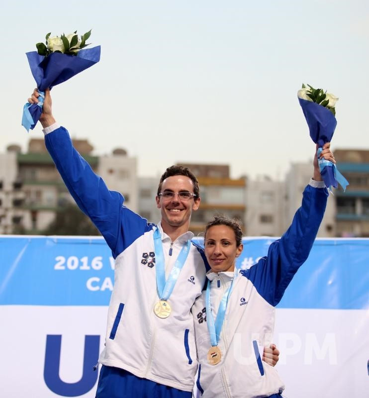Italy win mixed relay title at UIPM World Cup in Cairo