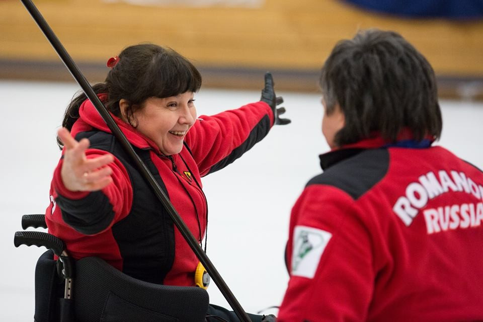 Russia retain World Wheelchair Curling Championships title after beating Norway again