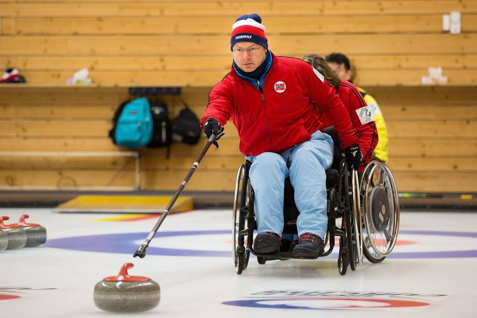 Norway were forced to settle for the silver medal at the World Wheelchair Curling Championships after beig defeated in the final by Russia, who retained the title they had won last year ©World Curling