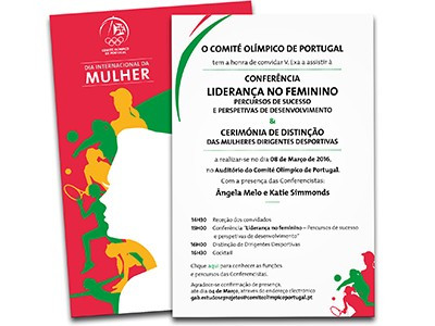 Olympic Committee of Portugal to mark International Women's Day
