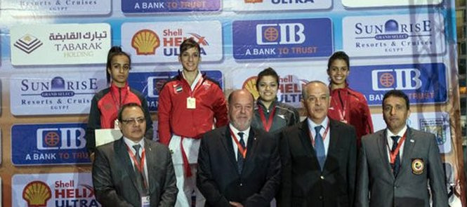 Hosts Egypt top medals table at Karate1 Premier League in Sharm El Sheikh