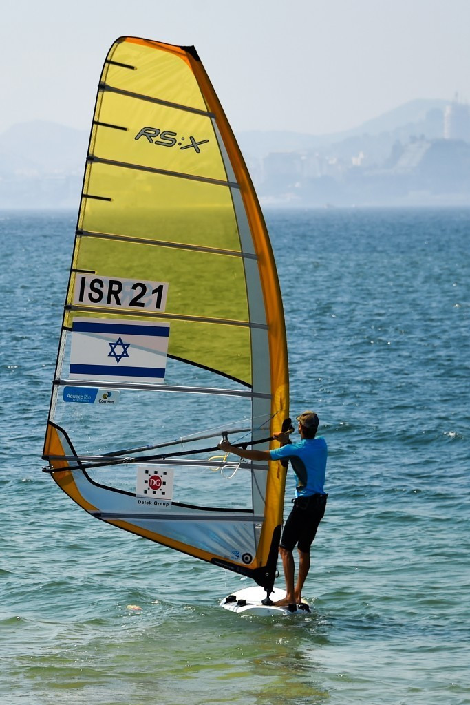 Israeli windsurfers did not compete in Malaysia, prompting new World Sailing regulations