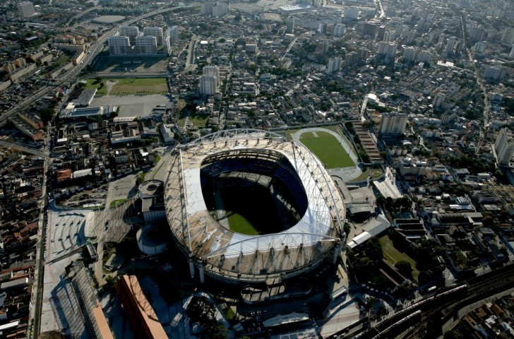 """Exclusive: New delay to Rio 2016 Olympic Stadium track - but Mondo says it's """"under control"""""""