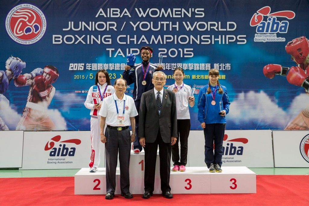 Russia on top at AIBA Women's Junior and Youth World Boxing Championships