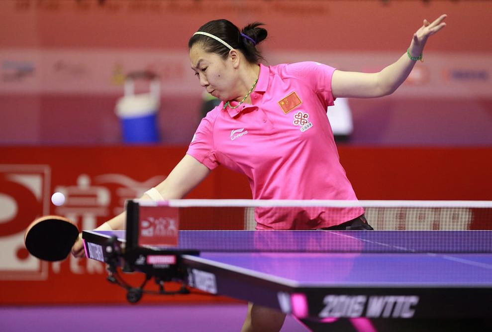 China's women remain unbeaten