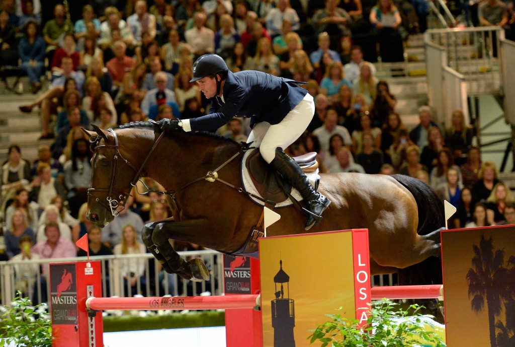 The United States' Quentin Judge finished in fifth place in Ocala