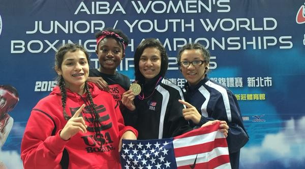 The United States team claimed four titles in Taiwan