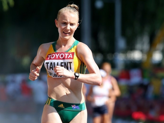 Tallent joins brother in Australia's Rio 2016 team