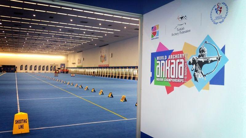 World Indoor Archery Championships to get underway in Ankara amid heightened security